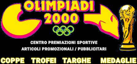 OLIMPIADI2000 di G. Volpi - Premiazioni Sportive – TUTTO CALCIO